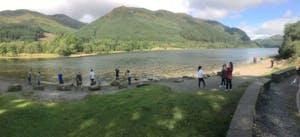 Lago Lubnaig - Tour Lago Ness