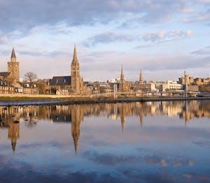 Inverness y Rio Ness