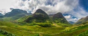 Valle de Glen Coe
