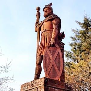 Estatua William Wallace