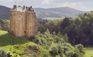 Castillo de Neidpath