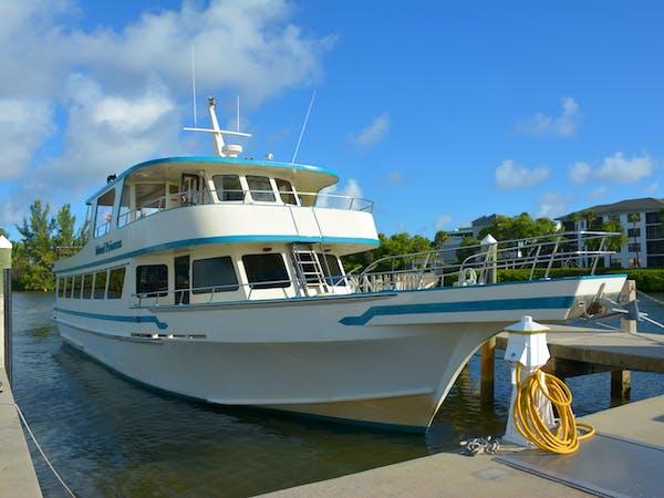 Island Princess docked