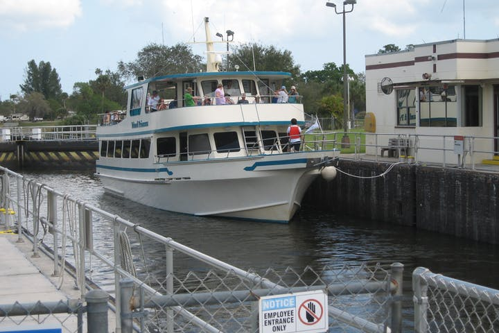 St. Lucie River Cruise