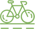 Bike-Icon-Green