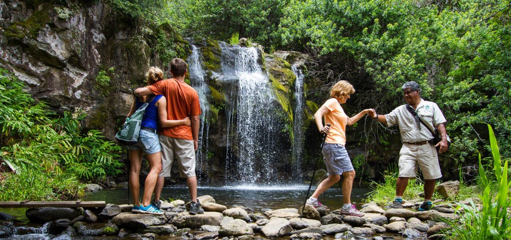 kohala waterfalls adventure