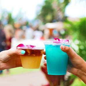 luau drinks