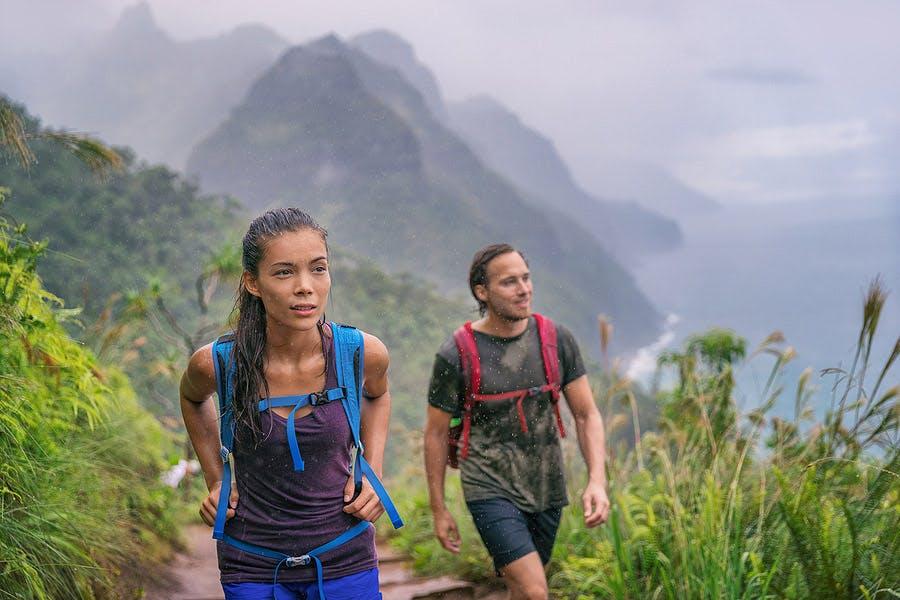 kauai hikers