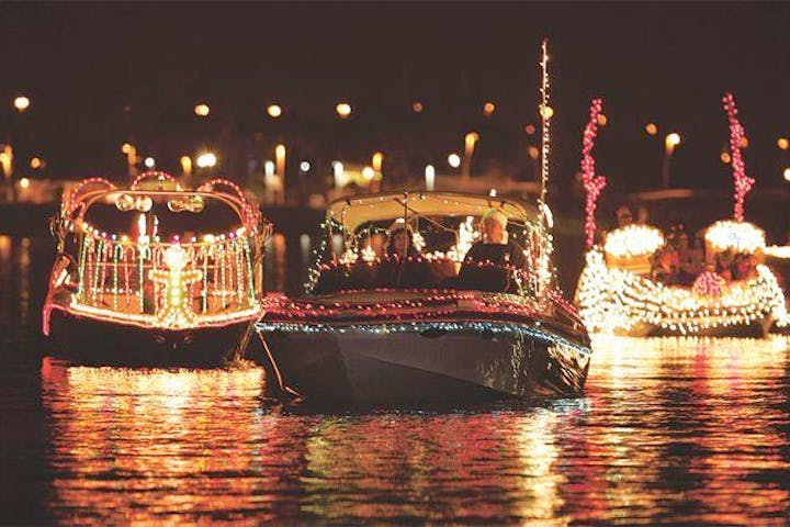 Nautical Mile Boat Parade