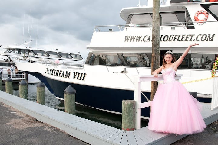 A sweet 16 aboard the Starstream VIII
