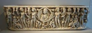 Byzantine-Sarcophagus