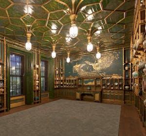 Peacock Room - Sackler Gallery