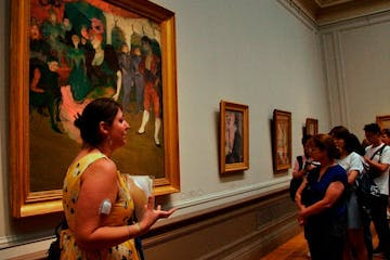 Impressionism tour at Nation Gallery of Art