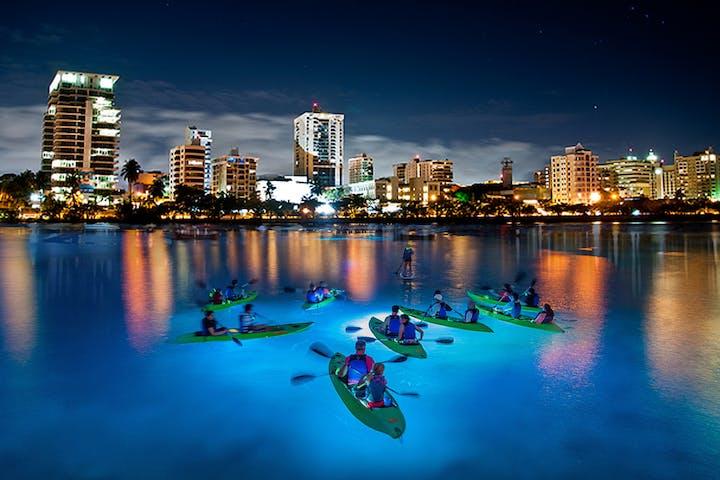 Puerto Rico Night Kaya...