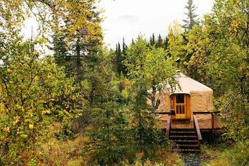 Toba's Yurt