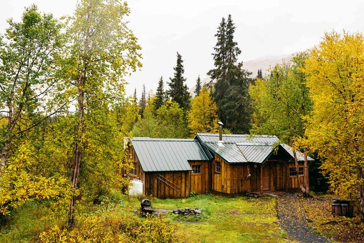 Manitoba cabin