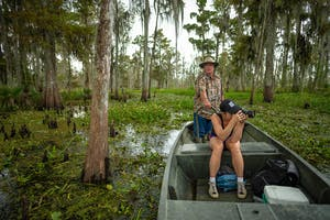 photo swamp tour, swamp landscape photography tour, swamp photography