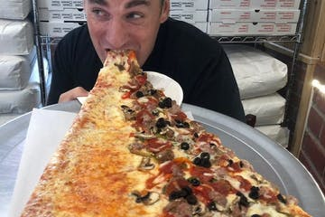 nice guy tours dante nyc pizza food