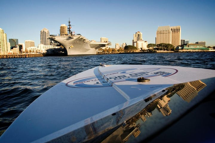 San Diego Harbor VIP Experience