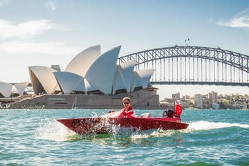 Sydney Harbour Guided Boat Tour