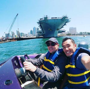 San Diego Bay Tour