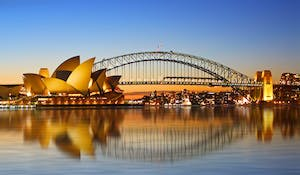 one of the fun things you can do in sydney is visit the harbour bridge