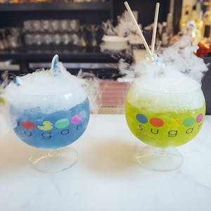 Some fun date ideas in San Diego include visiting the Sugar Factory