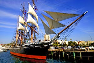 Some fun date ideas in San Diego include visiting the maritime museum
