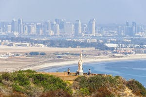 Some fun date ideas in San Diego include seeing the Cabrillo Monument