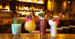 Some fun date ideas in San Diego include going to a tiki bar