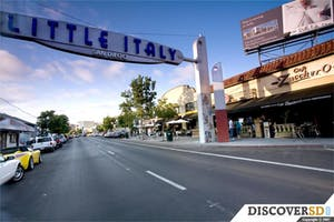Some fun date ideas in San Diego include dining out in little italy