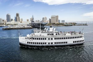 Some fun date ideas in San Diego include a sunset cruise at the harbor