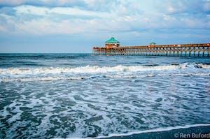 Best Beaches in Charleston - Folly Beach