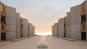 Top Instagram Spots - Salk Institute