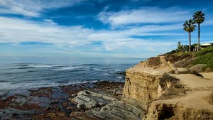 Top Instagram Spots - Sunset Cliffs