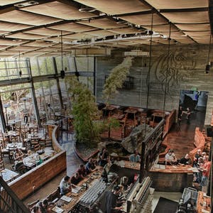 San Diego Outdoor Dining Spots Stone brewing
