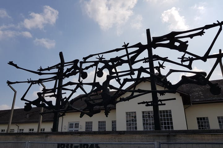 Dachau Concentration Camp Memorial Site Tour
