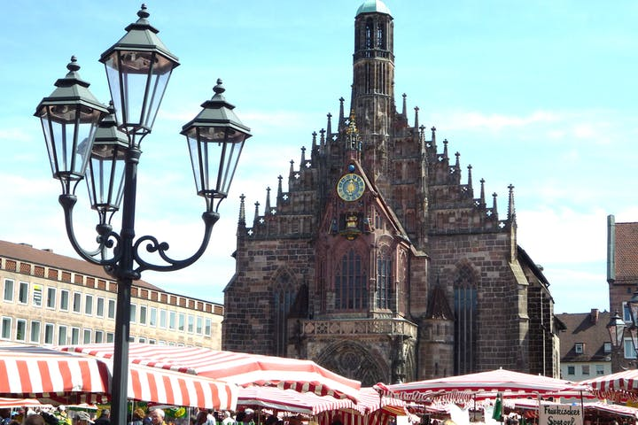 Munich to Nuremberg Day Trip & Tour
