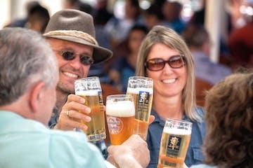 different beer - munich bavarian beer tour