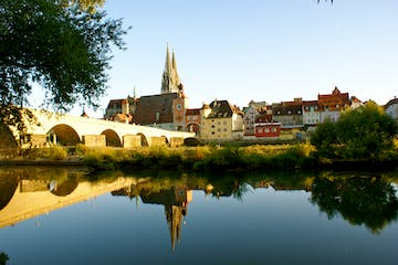 Day Trip & Tour from Munich to Regensburg