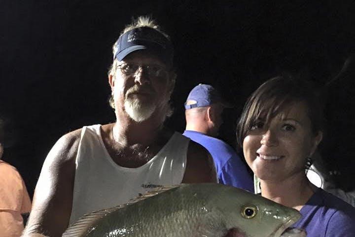 Key West Summer Night Fishing - 7 p m    Gulfstream Fishing