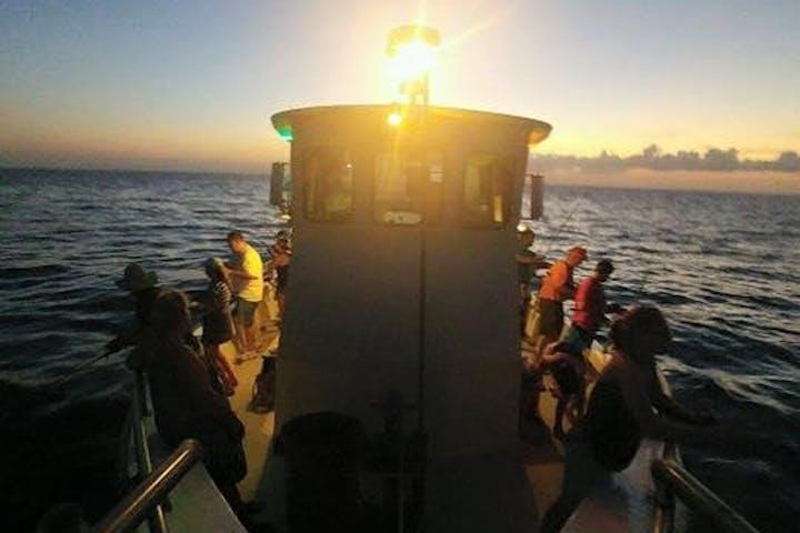 Summer Night Fishing Key West