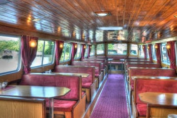 Private Group Christmas Dinner Cruise Image
