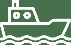 Boat-Icon-White