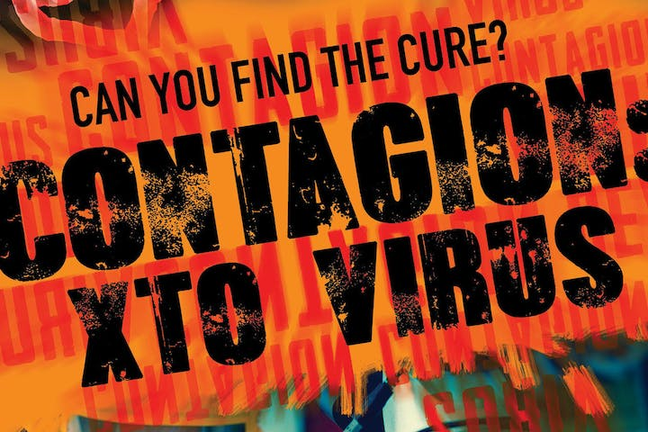 Contagion: XTO Virus graphic sign