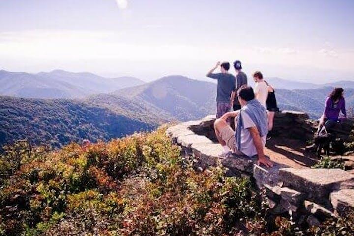 asheville hiking tours