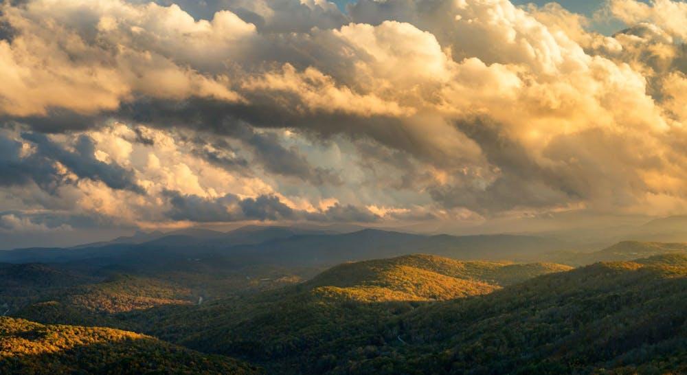 Blue Ridge Parkway Views