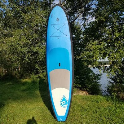Evolve Soft Top SUP board