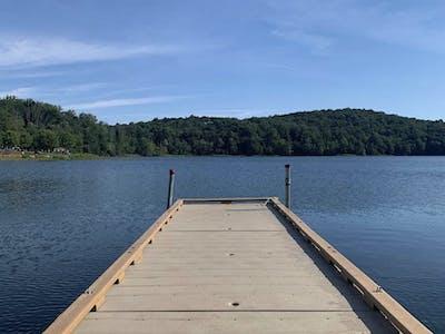 shepherd lake dock