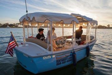Snug Harbor boat