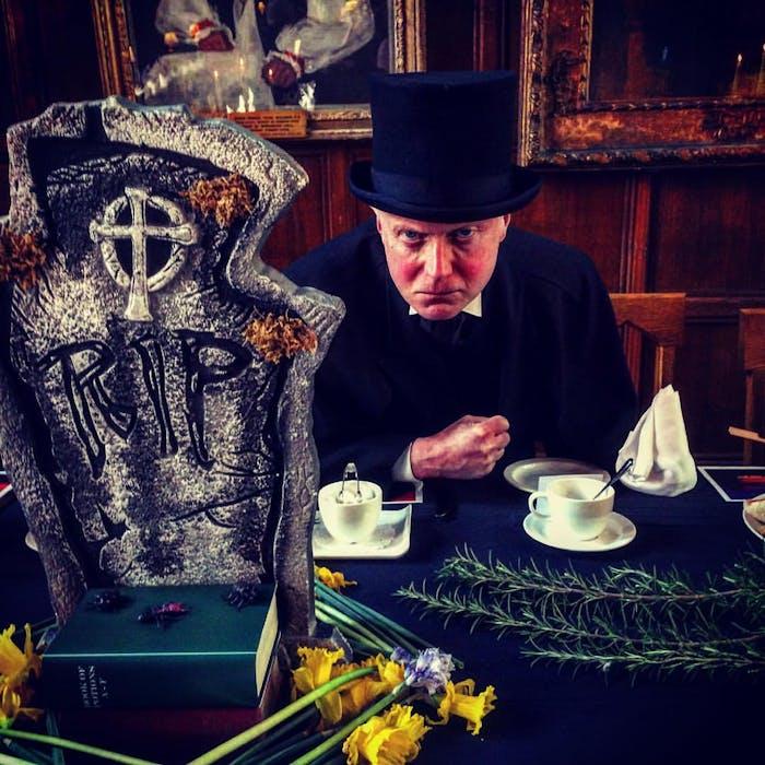 Oxford Ghost Trail | Bill Spectre's Ghost Trail